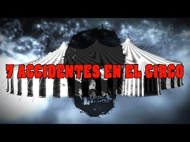 7 veces en que el circo fue una experiencia perturbadora | Angel David Revilla