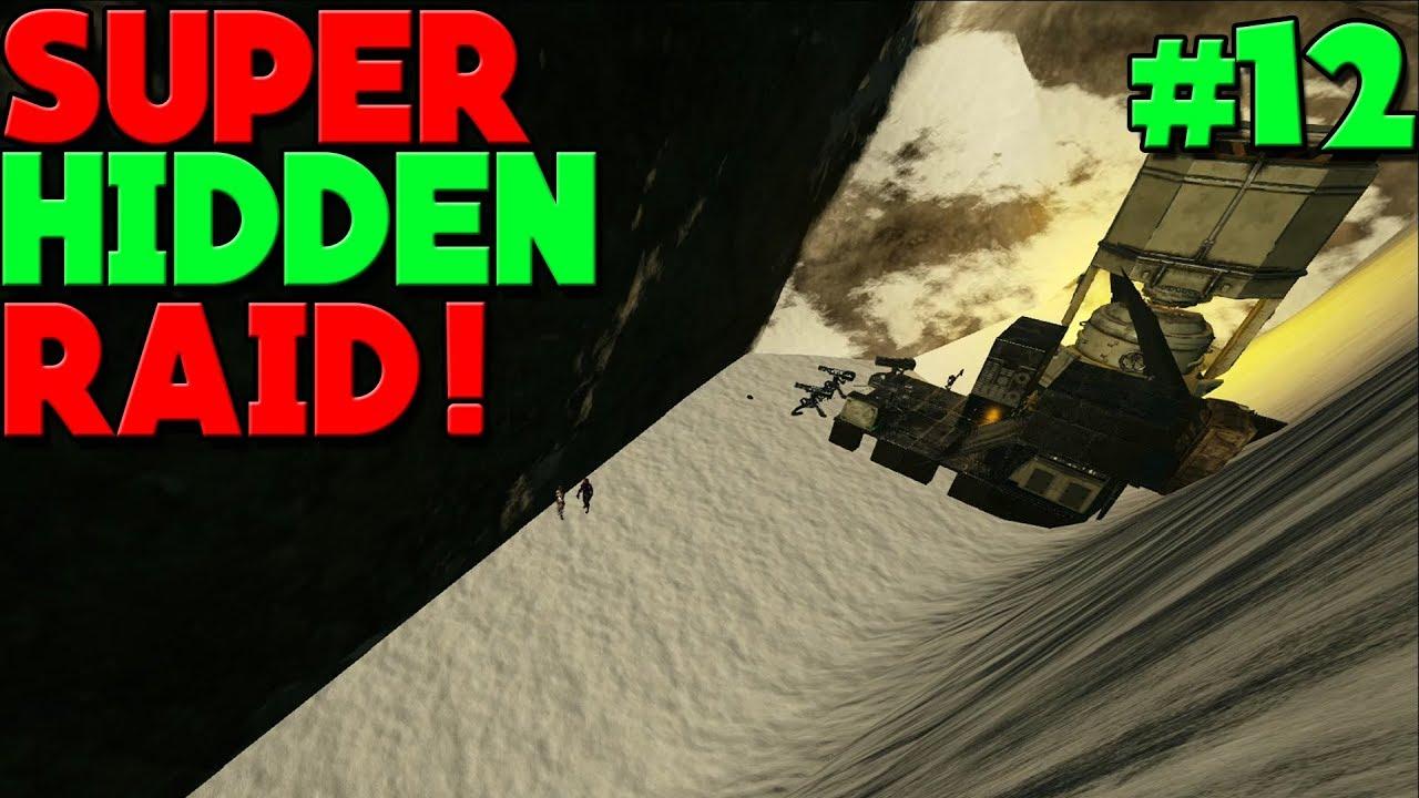 - MUTATIONS ON HATCHING, SUPER HIDDEN RAID- DAY 12 - NEW ARK VALGUERO MTS:  3 MAN SERVERS!