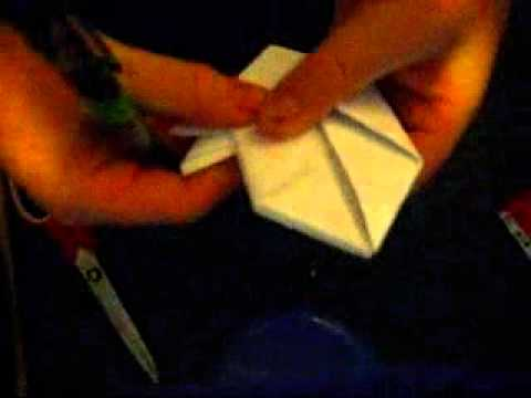 How To Make An Origami Pufferfish
