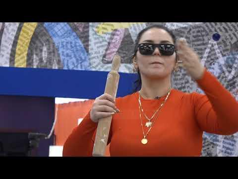 Fifi këndon teksa banorët bëjnë punët e shtëpisë - Big Brother Albania Vip