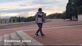 Cutting Shapes Plaza España // Vila olímpica By Anderson Jovani