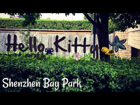 ♥ Tour Rápido Shenzhen Bay Park | PAULA RODRIGUEZ ♥