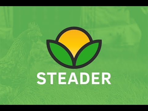 Steader with John Moody