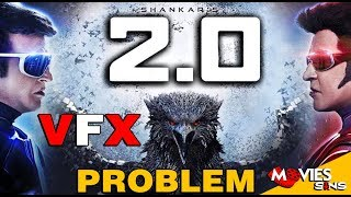 2.0 Teaser Trailer VFX & Critics Review PROBLEMS