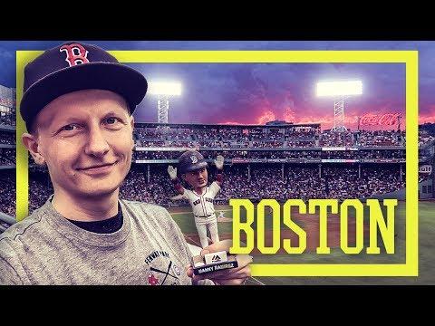 Boston Red Sox und Fenway Park Tour [VLOG] - Boston Reise 2017