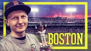 Boston Red Sox Spiel und Fenway Park Tour [VLOG] - Boston Reise 2017