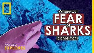 Where Our Fear of Sharks Came From | Nat Geo Explores