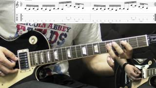 Soundgarden - Spoonman - Alternative Rock Guitar Lesson (w/Tabs)