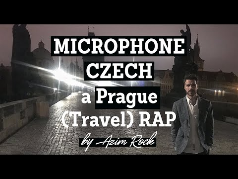 Microphone Czech - A Prague Rap Song by Azim Rock Prague Travel Things to do in Prague