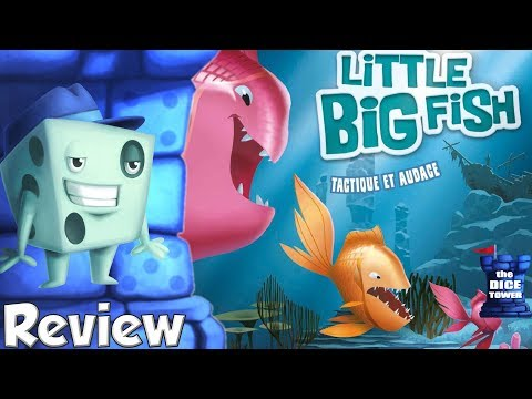 Little Big Fish Review - With Tom Vasel