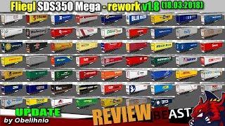 "[""ETS2"", ""Euro Truck Simulator 2"", ""trailer mod"", ""Fliegl SDS350 Mega rework v1.8"", ""by Obelihnio""]"