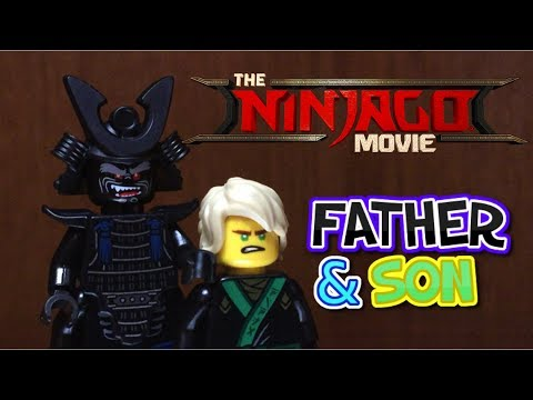 Lego Ninjago Movie: FATHER & SON (Story)