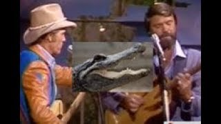 Jerry Reed & Glen Campbell Funky Cajun Swamp Rock Song