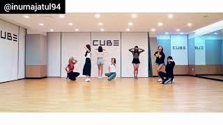 Pura-pura bujang -baby shima X Devil - CLC (Magic video and song)