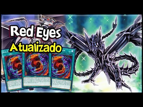 Eliminatórias Mundial Com Red Eyes OTIMIZADO [Yu-Gi-Oh! Duel Links]