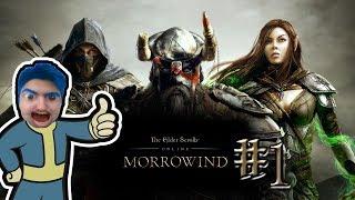 The Elder Scrolls Online: Morrowind #1 SKYSHARDLAR