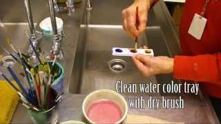 Gambar cover Cleaning up Your Water Colors