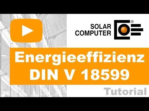 SOLAR-COMPUTER Energieeffizienz Gebäude EnEV 2014/DIN V 18599