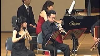 Poulenc Sextour 1mov.  プーランク 六重奏曲 第一楽章  A.W.N Quintette