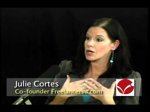 Freelancers: How To Be Successful. Job Chat Guest Julie Cortes