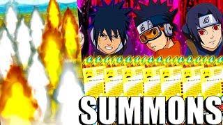 Baixar GLOBAL EXCLUSIVE 20% RATES BLAZING BASH??! (Chakra Recovery Seal) | Naruto Ultimate Ninja Blazing