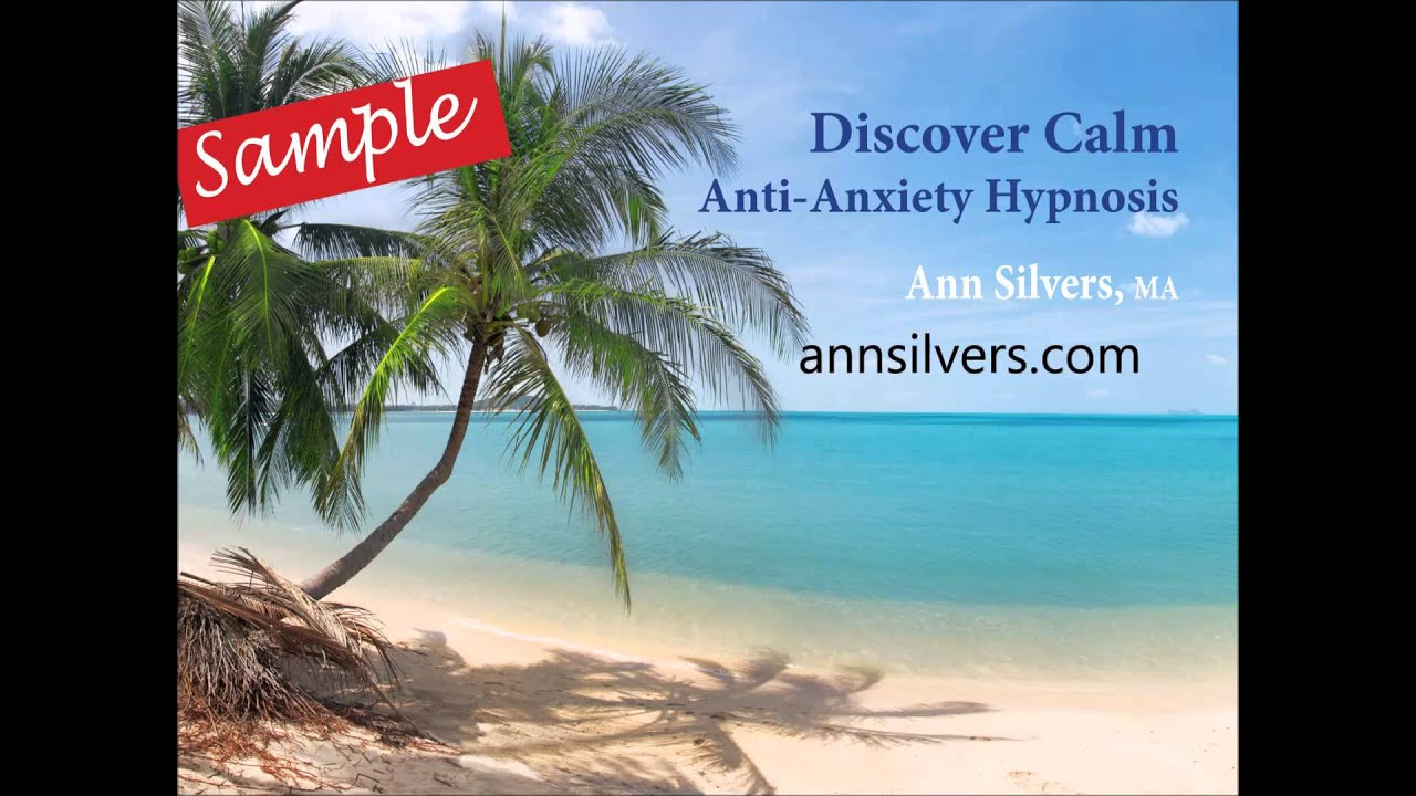 discover calm anti anxiety hypnosis sample youtube. Black Bedroom Furniture Sets. Home Design Ideas