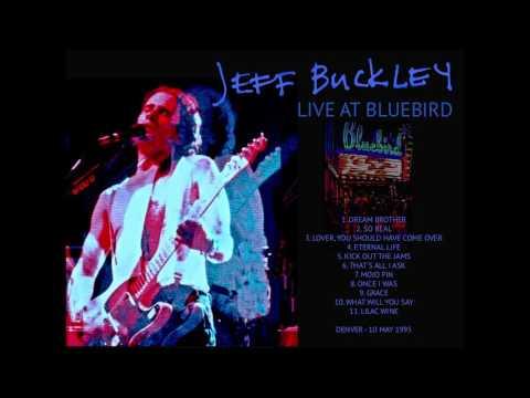 Jeff Buckley live at Bluebird Theater, Denver 1995 Mp3