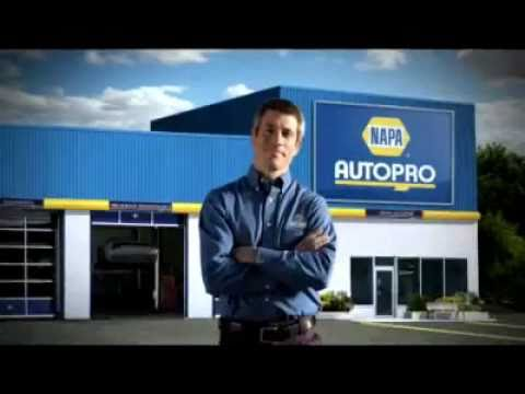 NAPA AUTOPRO Making Out Gouchy Boy sings in Ad.flv