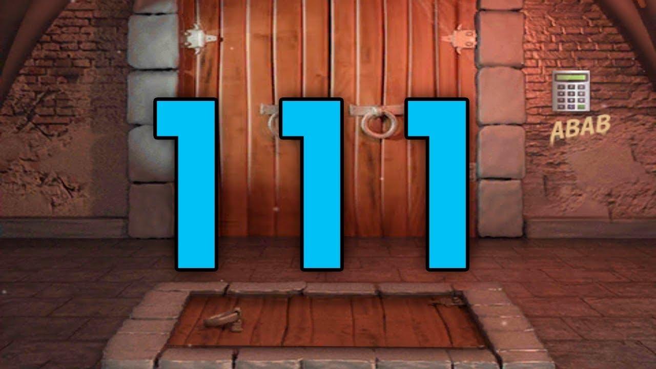 111 Uroven 100 Doors Challenge 100 Dverej Vyzov Prohozhdenie Youtube