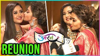 Uttaran Stars Rashami Desai  Tina Dutta REUNITE At An Event