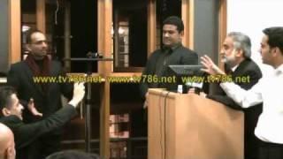 London Comedy in Zulfiqar Mirza's meeting