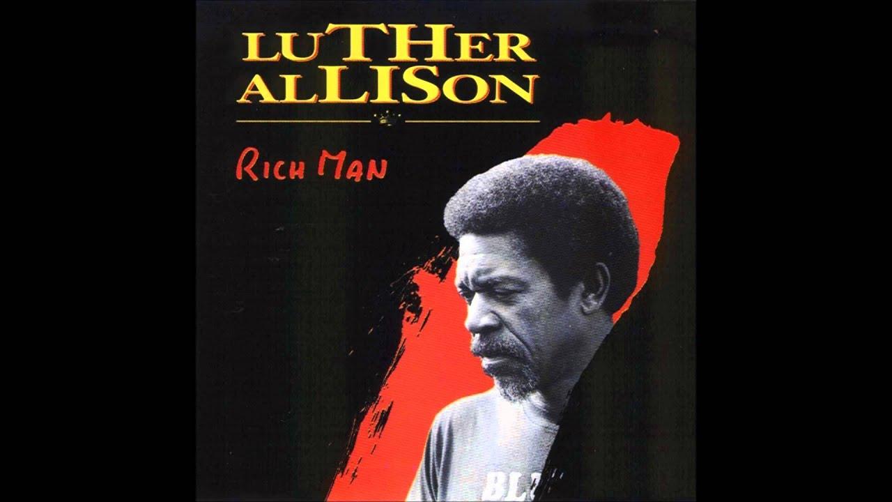 Allisoninlove luther allison - love is free