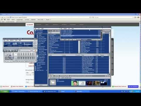 How to make a FREE Internet Radio Station!!