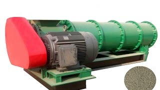 Линия гранулирования удобрений в шарики 2-8 мм выход  1000-3000 кг в час www.Minipress.ru(Автоматическая линия включающая гранулятор J800 для производства гранулированных удобрений , производитель..., 2016-01-29T10:10:28.000Z)
