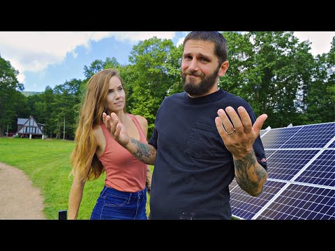 Can We Run AIR CONDITIONING On Our OFF-GRID SOLAR POWER System?
