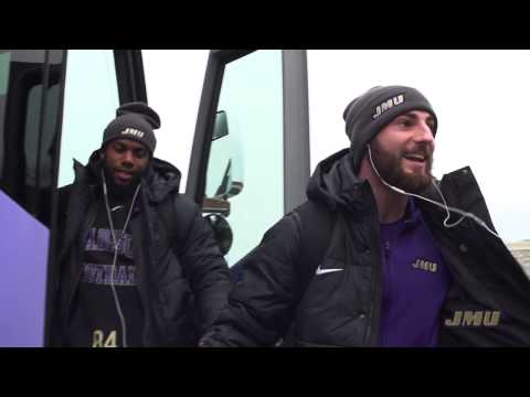 2016 JMU Football - Sights and Sounds in Fargo