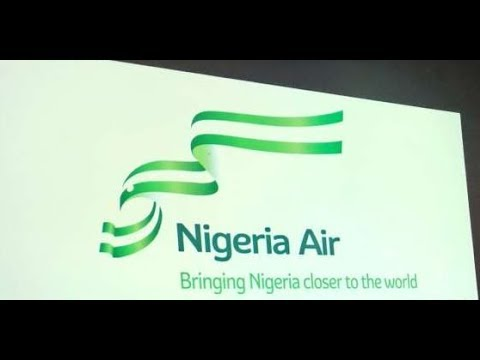 See The Moment New Nigeria National Airline Was Unveiled (Photos, Video)