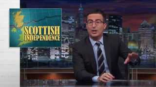 Scottish Independence: Last Week Tonight with John Oliver (HBO) thumbnail