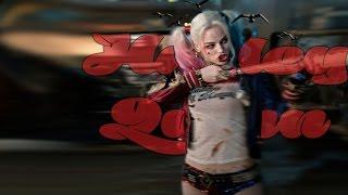 Harley Quinn -  Харли Квинн -Stressed Out - Отряд Самоубийц (клип)