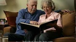 Advertisement for Alzheimer's Medication