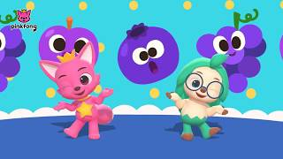 Colorful Fruits ¦ Learn Colors ¦ Dance Dance ¦ Pinkfong Songs for Children