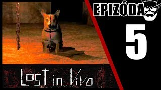 [ DOGGO MONŠTRUM ! /w webcam ] ⊳【 Lost in Vivo 】 / 1080p 60fps / CZ/SK Lets Play / # 5