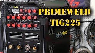 TFS: Primeweld TIG225 AC/DC