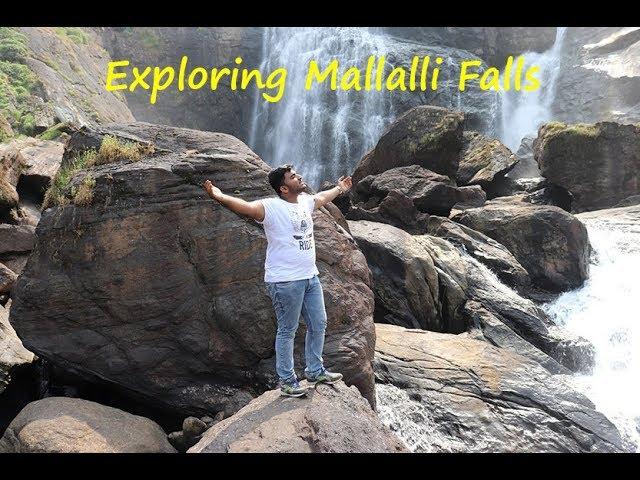 Mallalli Falls Madikeri Bisle Beauty Point To Mallalli Falls