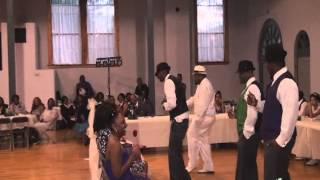 can you stand the rain wedding reception dance