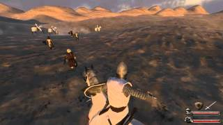 Mount & Blade Warband - Kingdom of Heaven - Battle of Kerak