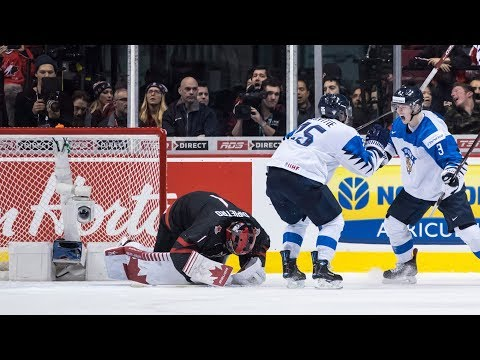 Canada Eliminated From World Junior Championship By Finland