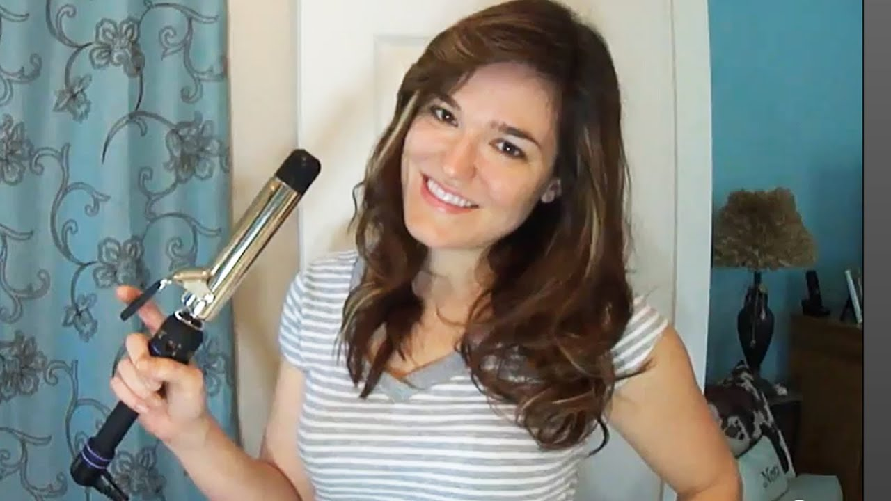 how to make beach waves without a curling iron