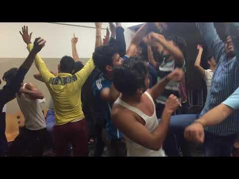 Birthday parrty dance
