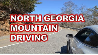 North Georgia Mountain Drive with LSXATLANTA